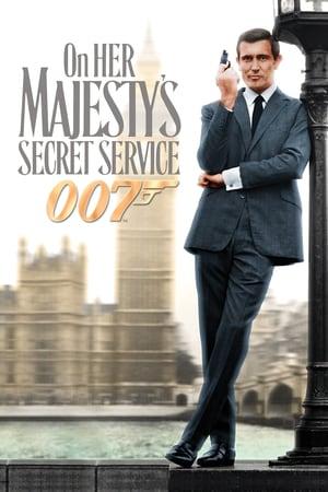 James Bond: Majestelerinin Gizli Servisinde